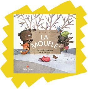 "Couverture de l'album ""La Moufle"""