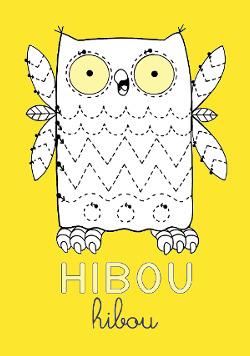 hibou-graphisme