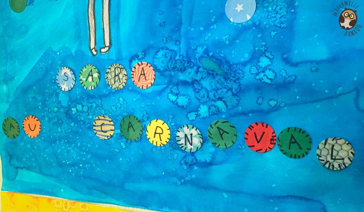 Confettis - Au Carnaval