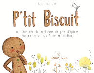 P'tit Biscuit - Cécile Hudrisier - Didier Jeunesse
