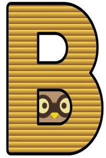 Alphabets En Lettres Creuses Format A4 Maternelle De Bambou
