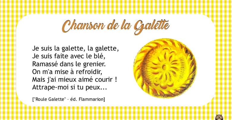 Chanson de la Galette