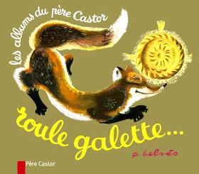 """Couverture de l'album """"Roule Galette"""""""