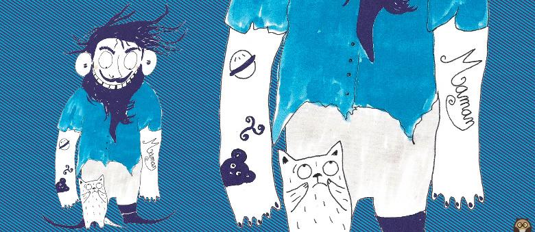L'ogre et le Chat Marcel