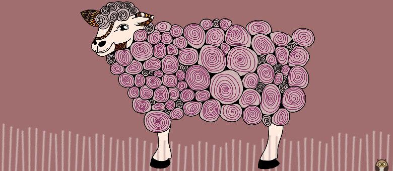 Mouton & spirales