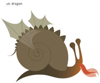 Raymond rêve d'être un dragon.