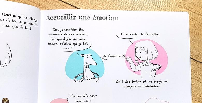 accueillir une émotion - art-mella
