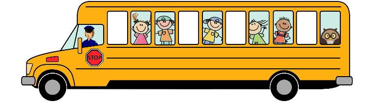 le school bus et ses passagers