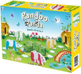 Pandoo Panda - un jeu de Spot Games