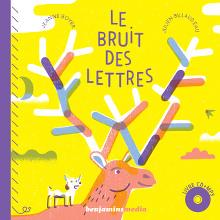 Le bruit des lettres - Jeanne Boyer et Julien Billaudeau