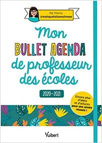 Mon Bullet Agenda de professeur des écoles