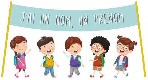 J Ai Un Nom Un Prénom Maternelle De Bambou