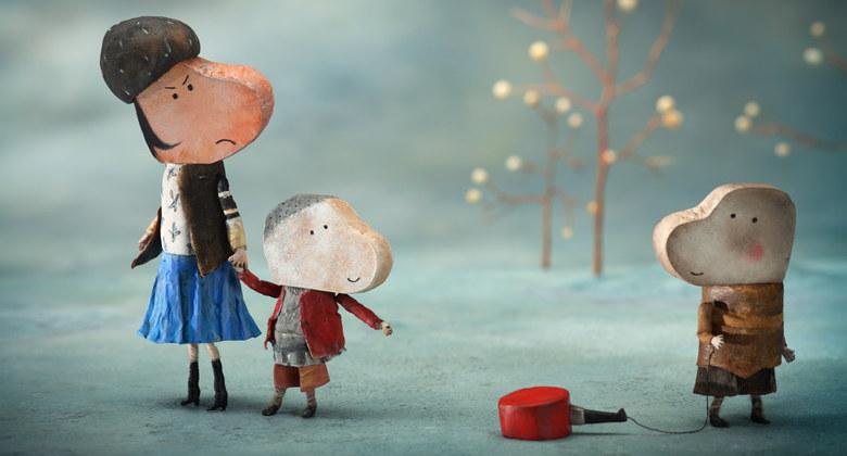 """"""" La petite casserole d'Anatole """" adapté par Eric Montchaud en court-métrage"""