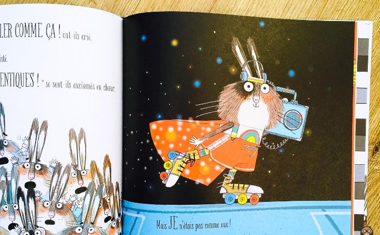 n'oublie pas ton rêve - Bernard le lapin disco