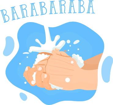 barabaraba - comptine pour un lavage de mains efficace