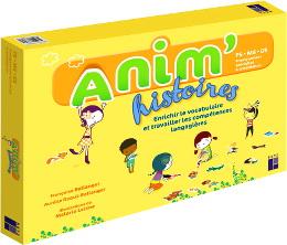 Anim Histoires des éditions Retz
