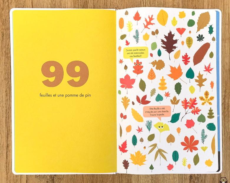 99 tomates et une patate - 99 feuilles et une pomme de pin - Delphine Chedru