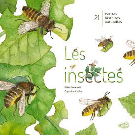 21 petites histoires naturelles : les insectes