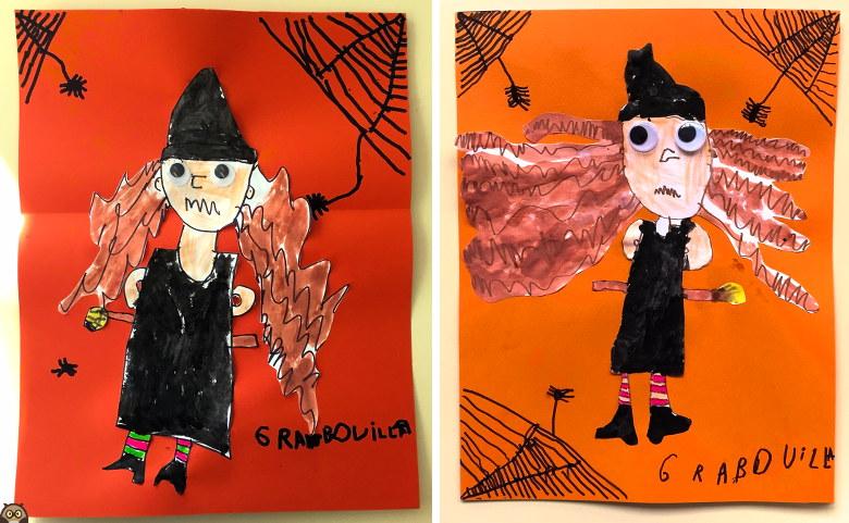 sorcières Grabouilla