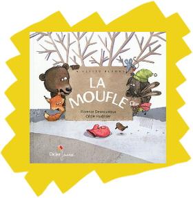 """Couverture de l'album """"La Moufle"""""""