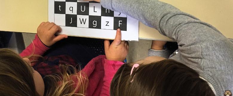 guilitoc des lettres capitales et scriptes