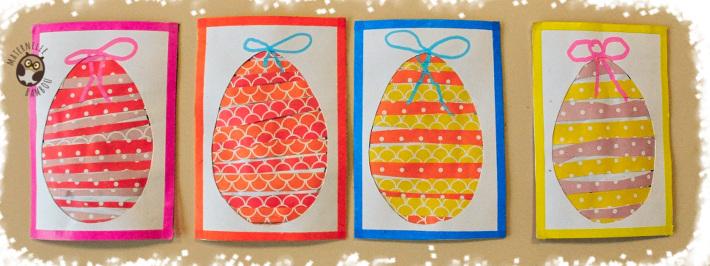 carte de paques maternelle Carte Oeuf de Pâques | Maternelle de Bambou