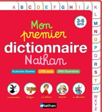 Mon premier dictionnaire - Nathan