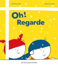 Oh ! Regarde, il neige !