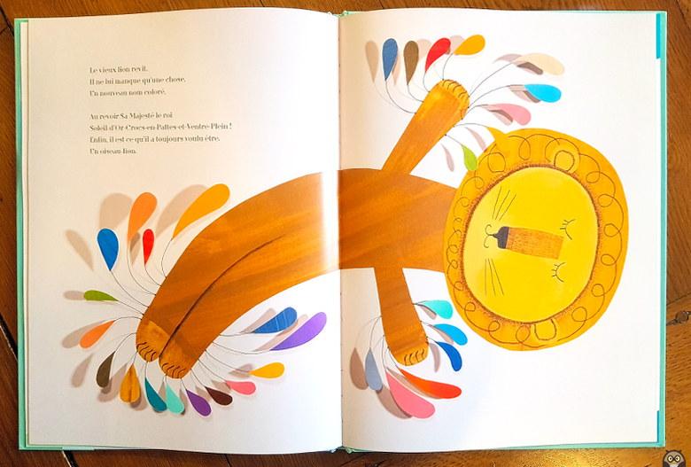 l'oiseau lion - collection pont des arts - mobiles de Calder