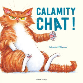 Calamity Chat - Nicola O'Byrne