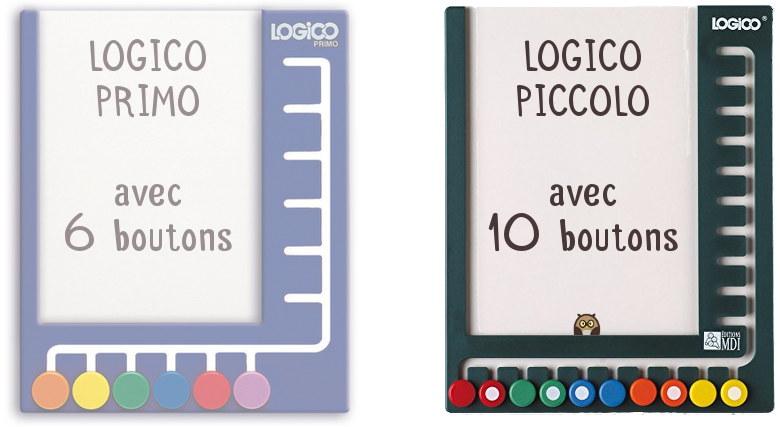différence logico primo et logico piccolo